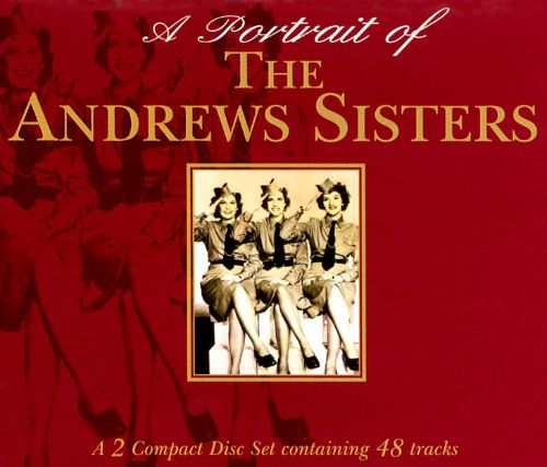 Portrait of the Andrews Sisters [Gallerie]