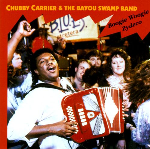 Chubby carrier bayou road cd