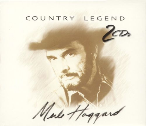 Country Legend [2 Disc]