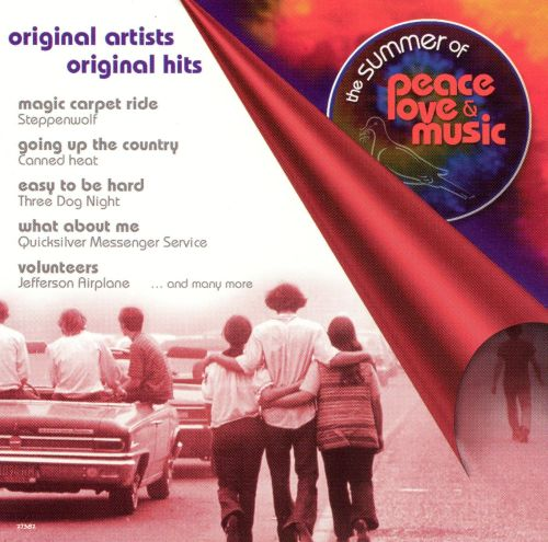 Summer of Peace, Love and Music, Vol. 3