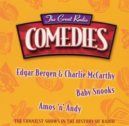 Great Radio Comedies [Green]