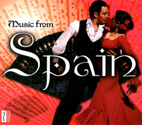 Music from Spain [Delta]