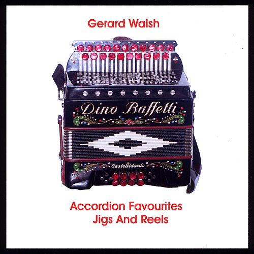 Accordion Favourites: Jigs and Reels