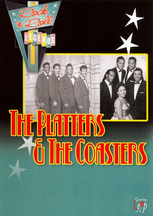 Platters & The Coasters [DVD]