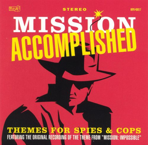 Mission Accomplished: Themes for Spies