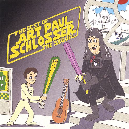 The Best of Art Paul Schlosser (The Sequel)
