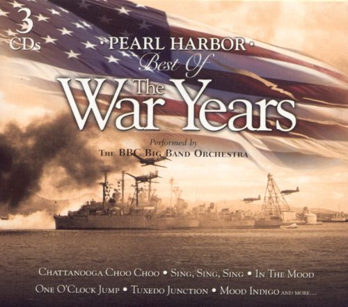 Pearl Harbor:The Best Of The War Years (Box)
