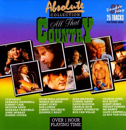 All That Country [K-Tel]