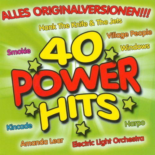 40 Power Hits, Vol. 3