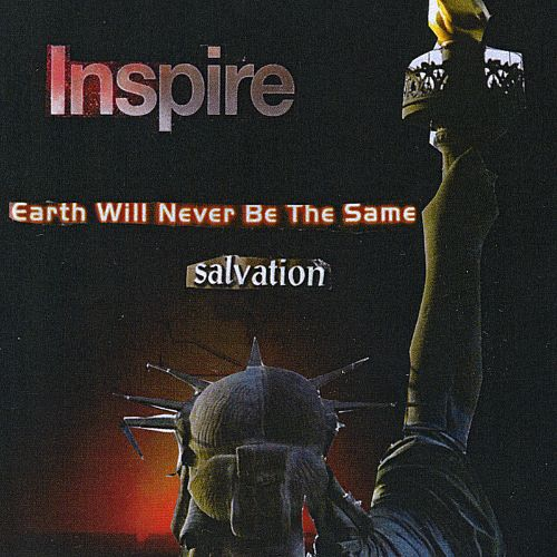 Salvation - Earth Will Never Be the Same; Inspired by Matisyahu & Janubia