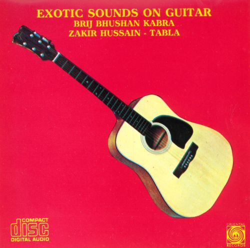 Exotic Sounds on Guitar