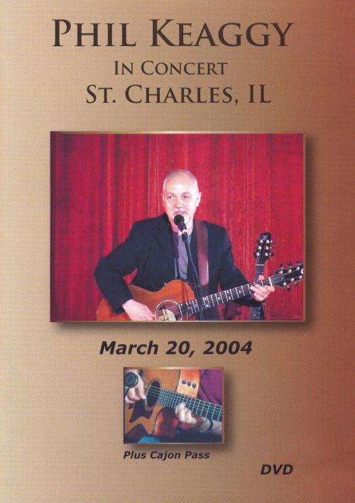 In Concert: St. Charles, Il [DVD]