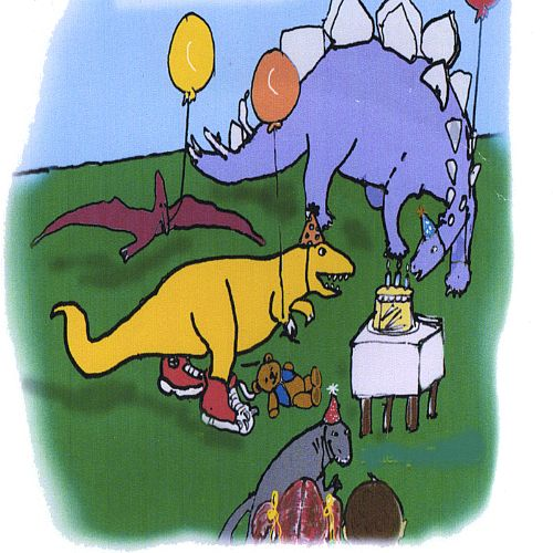 Don't Eat the Birthday Boy(Girl) And Other Dinosaur Songs