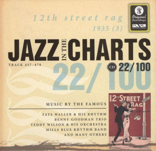 Jazz in the Charts, Vol. 22: 12th Street Rag 1935