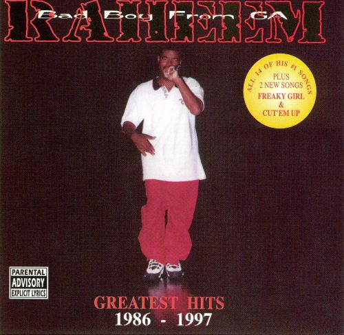 Greatest Hits 1986-1997