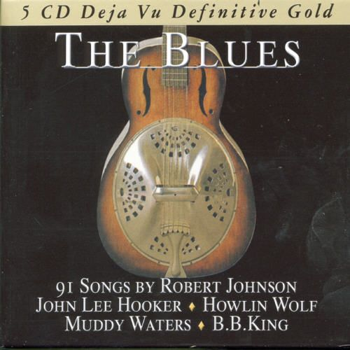The Blues: Definitive Gold