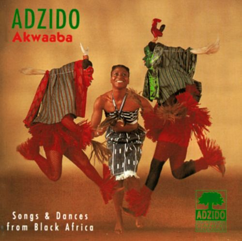 Akwaaba Songs & Dances From Black Africa