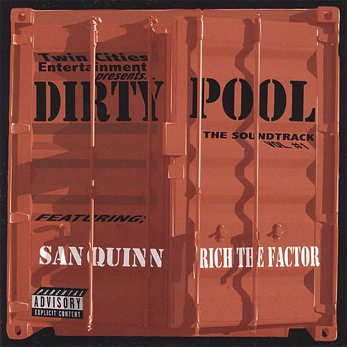 Dirty Pool the Soundtrack, Vol. 1