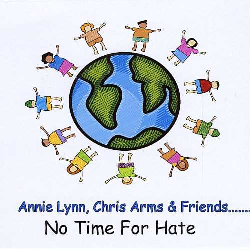 No Time for Hate [Single]