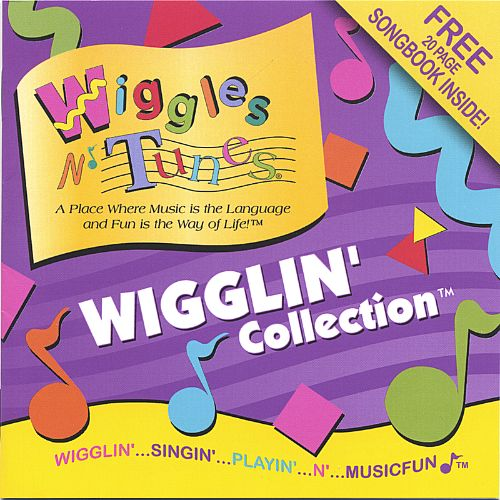 Wiggles N' Tunes Wigglin' Collection