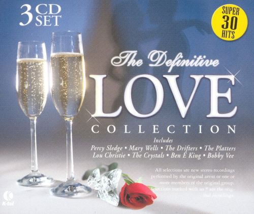 The Definitive Love Collection [K-Tel]