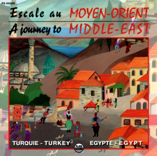 Journey to the Middle East: Turkey/Egypt