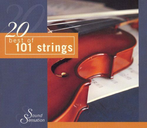 20 Best of 101 Strings [2006]