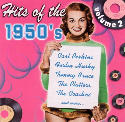 Hits of the 1950's, Vol. 2