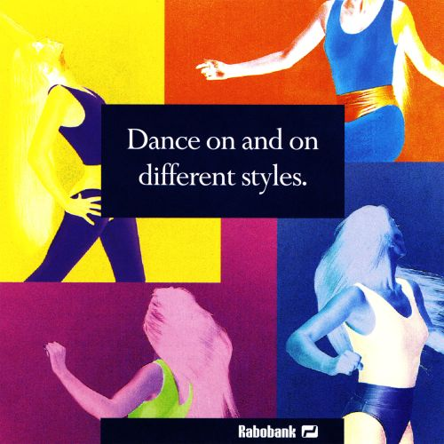 Dance On and On Different Styles