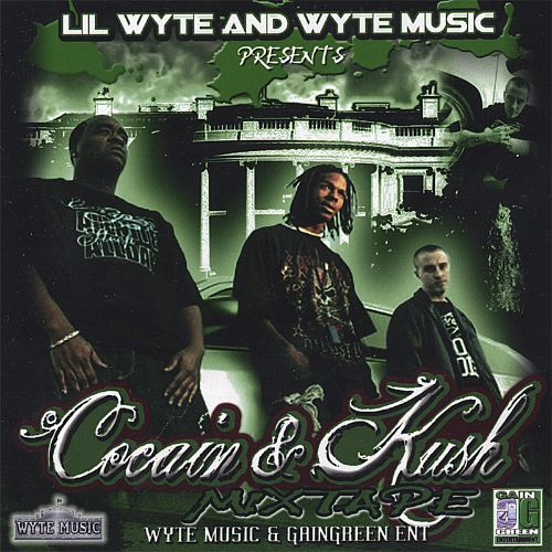 Lil Wyte and Wyte Music Present Cocaine and Kush