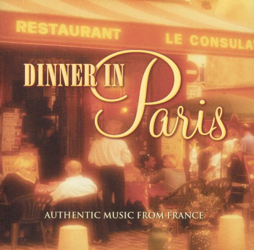 Dinner in Paris