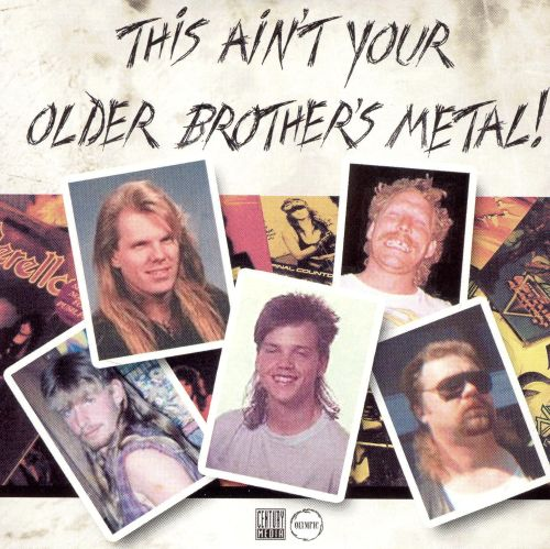 Ain't Your Older Brother's Heavy Metal