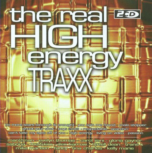 The Real High Energy Traxx