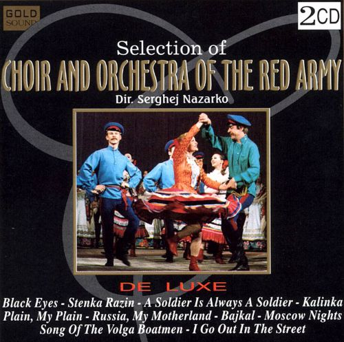 Choir & Orchestra of the Red Army