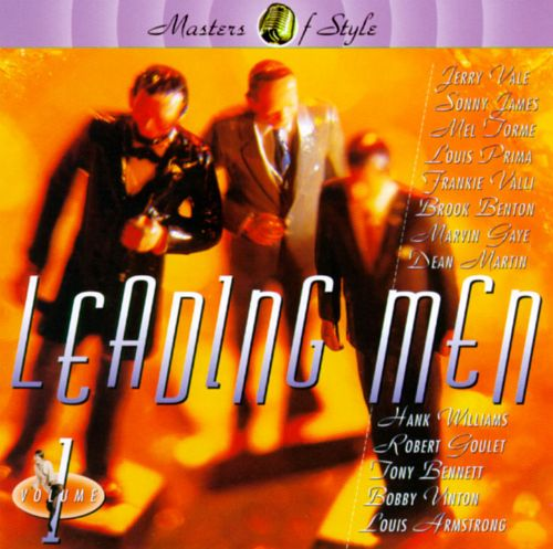 Leading Men, Vol. 1: Masters of Style