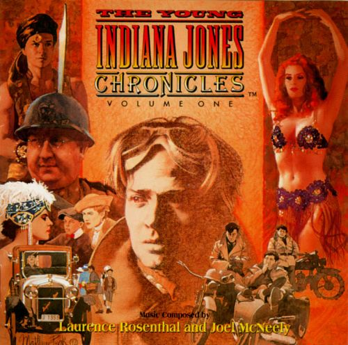 The Young Indiana Jones Chronicles, Vol. 1