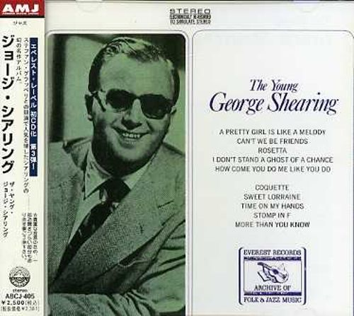 The Young George Shearing