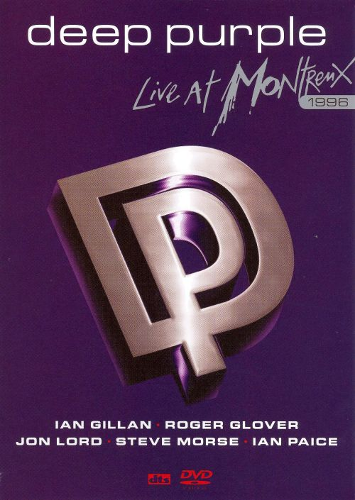 Live at Montreux, 1996 [DVD]