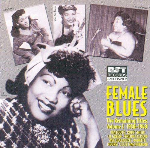 Female Blues: The Remaining Titles, Vol. 2