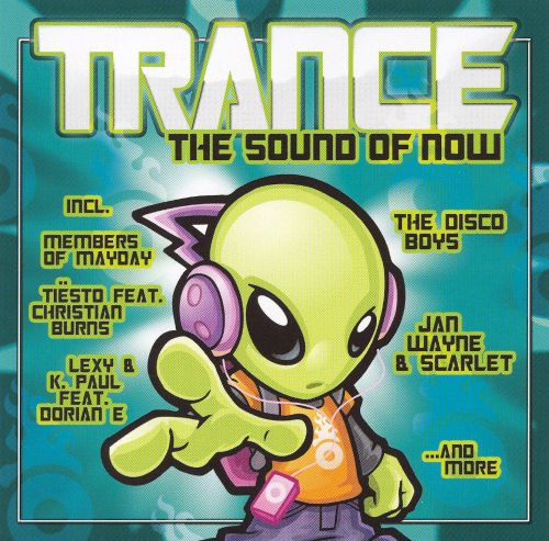 Trance: The Sound of Now [2 CD]