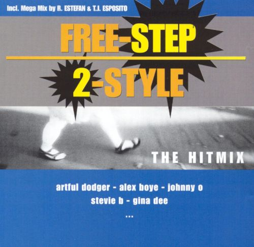 Free-Step 2-Style: The Hitmix