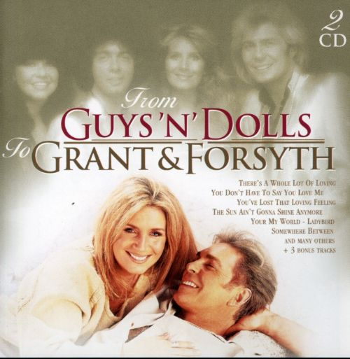 From Guys N Dolls to Grant & Forsyth