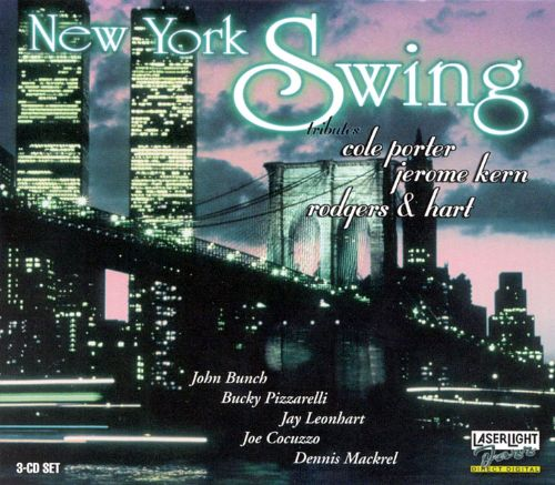 New York Swing [Box Set]