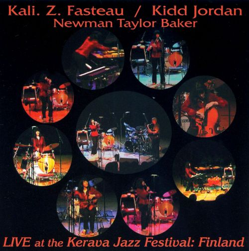 Live at the Kerava Jazz Festival, Finland