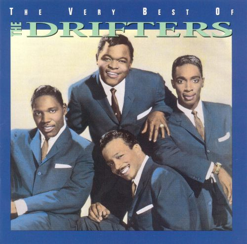 The Very Best Of The Drifters Rhino The Drifters