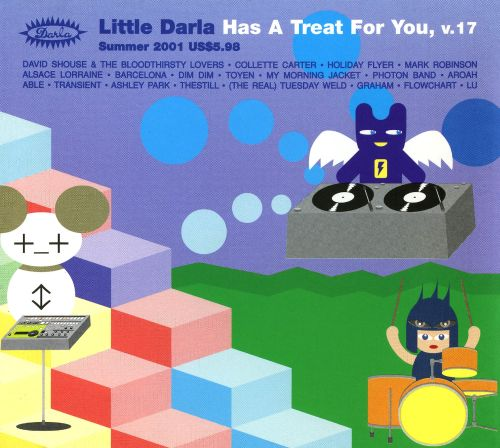 Little Darla Has a Treat for You, Vol. 17