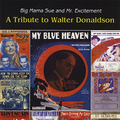 A Tribute to Walter Donaldson