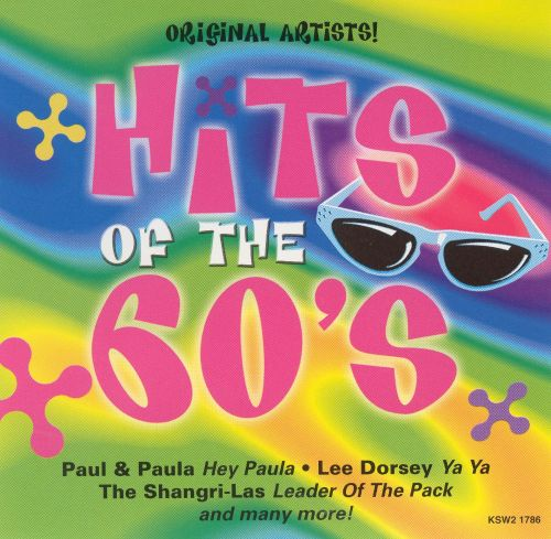 Hits of the 60's [Green]