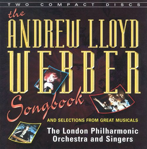 The Andrew Lloyd Webber Songbook [Double Gold]