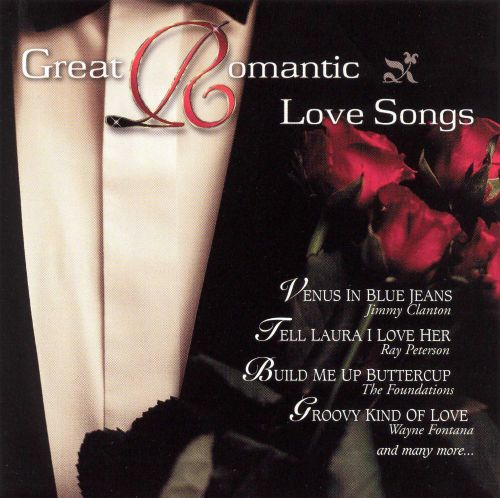 Cool Romantic Love: Great Romantic Love Songs - Various Artists
